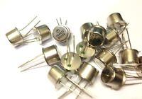5 Pieces   2N4427 NPN Silicon RF Transistor New Original MOTOROLA