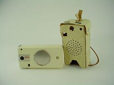 KOWA Ramera Ivory Color Bakelite Camera built-in Radio (KTC-62) Made in Japan