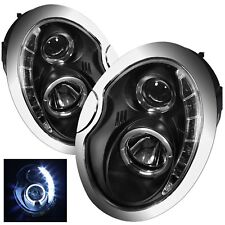 Spyder Auto 5011336 DRL LED Projector Headlights Fits 02-06 Cooper