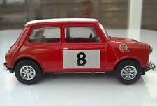 Corgi Red Diecast Rally Cars