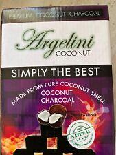 Argelini Cubed Premium Shisha Coal Long Lasting 1kg Al fakher No Smell