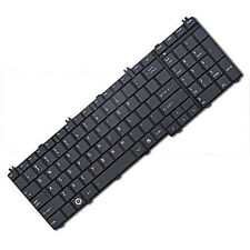 HQRP Keyboard for Toshiba Satellite C655-S5129 C655-S5132 C655-S5137 C655-S5140