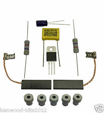 Kenwood Chef & Major Speed Control Module (Pulse) Repair Kit With Brushes & Feet
