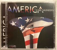CARL SAUNDERS - AMERICA (2014 Summit Records jazz CD) BRAND NEW FACTORY SEALED