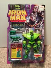 Iron Man Titanium Man Toy Biz 1995 Retractable Blade New