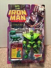 Iron Man Titanium Man Toy Biz 1995 Retractable Blade New