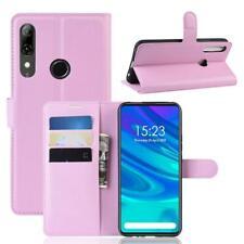 Huawei P smart Z Handy Hülle Flip Case Schutzhülle Cover Tasche Schale Etui Rosa