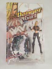1999 McFarlane Toys Natalia Kassle Danger Girl Sealed MOC J. Scott Campbell