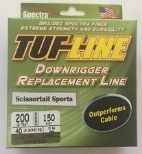 WESTERN FILAMENT TUF-LINE LEAD CORE TROLLING LINE 36# TEST 100 YDS LC36100