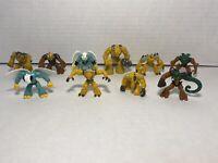 Lot Of 10 Giochi Preziosi Italian Toys Action Figures Minis Bundle