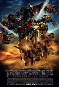 TRANSFORMERS 2 11x17 Movie Poster - Licensed | New | USA |  [O]