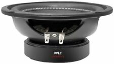 Pyle PLPW6D 6.5 Inch 600 Watt Dual 4 Ohm Subwoofer, New, Free Shipping