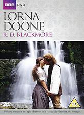 LORNA DOONE (BBC Drama 2012) - DVD - REGION 2 UK