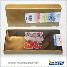 GIF 8.00E 0.80 IC830 ISCAR *** 10 INSERTS *** FACTORY PACK ***