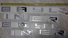 "BAYLINER boat Emblem 44"" Epoxy Stickers Resistant to mechanical shocks"