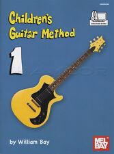 Método De Guitarra Para Niños 1 aprende a jugar Principiante Niños Acústica & Eléctrica