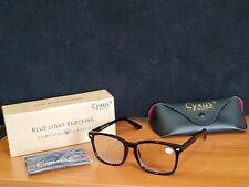 +3.00 Blue Light Blocking Glasses/Anti Blue Light/Reflecter Computer Gaming