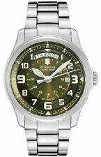Victorinox Swiss Army Men's 241374 Infantry Vintage Day and Date Mecha Watch
