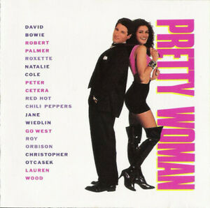 MINT Original US CD Pretty Woman (Original Motion Picture Soundtrack) 1990