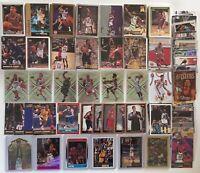 Huge basketball card lot 800+ cards - Jordan, Kobe, Shaq + Love, Webber RC's