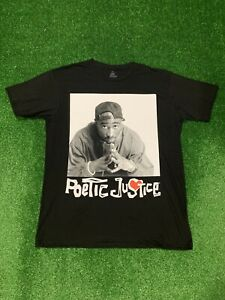 Poetic Justice T-Shirt Size Large