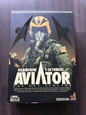 Hot Toys 1/6 US AIRCREW AVIATOR Tom Cruise F-14 TOMCAT Pilot TOP GUN Maverick