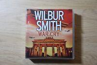 Audio Book - Wilbur Smith - War Cry - A Courtney Novel