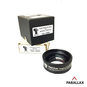 """TELEVUE FIELD CORRECTOR FOR NP101IS/NP127IS & T-RING ADAPTER FOR 2.4"""" FOCUSER"""