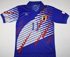1994-1996 JAPAN ASICS HOME FOOTBALL SHIRT (SIZE M)