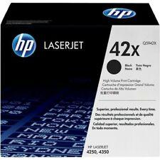 HP 42X LaserJet Cartouche de Toner - Noire (Q5942X)