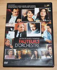 Fauteuils d'orchestre - DVD