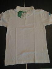 NWT Junior Girl Scouts of America Short Sleeve Polo Shirt NOS Medium 200