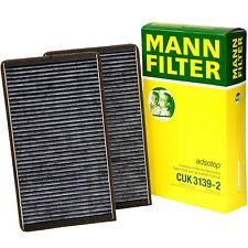 OE BMW Cabin Filter MANN CUK 3139-2 Cabin Air Filter