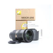 Nikon AF-S 2,8/24-70 G ED + Sehr Gut (230934)