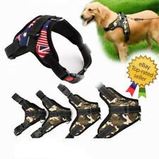 Adjustable Nylon Dog Harness Vest Dog Harness Large Dogs