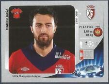 PANINI UEFA CHAMPIONS LEAGUE 2012-13- #413-LILLE-MARKO BASA