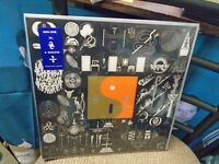 Bon Iver 22 A Million LP NEW vinyl + digital download [indie folk]