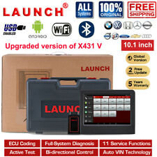 2020New! LAUNCH X431 V+ Bidirectional Control Scanner Car Diagnostic Scan Tool