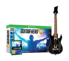 Guitar Hero-Live incl. guitare pour xbox one | Bundle | article neuf | allemand