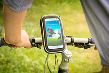 Bike Bicycle Handlebar Mount case cover for iPhone 4 /5 Galaxy Note S2 S3