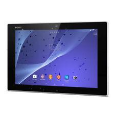 """Sony Xperia Tablet Z2 (10,1 """") Tablet PC 16GB Wifi+LTE Black Good Wow"""