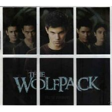 Twilight New Moon 6 Card wolfpack Set