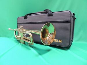 OLDS Ambassador 🎺TRUMPET REFURBISHED with case and Olds 3 Mouthpiece USA