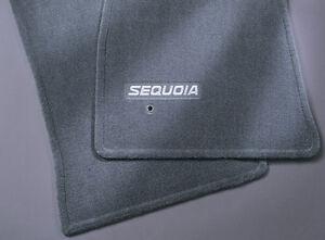 Toyota Sequoia 2005 - 2007 Taupe Carpet Floor Mats - OEM NEW!