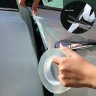 Protector Sill Scuff Cover Car Door-plate Bumper Body Anti Scratch Sticker Strip