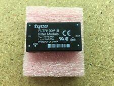 Tyco FLTR100V10 FILTER MODULE 75 Vdc Input Maximum, 10 A Maximum