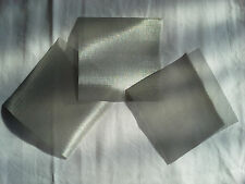 "Rosin Tech 50 Micron Screen 8"" X 8"" 3pk Stainless Steel"