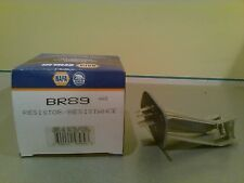 NAPA BR89 Blower Motor Resistor for 1975-84 Chevy and GMC