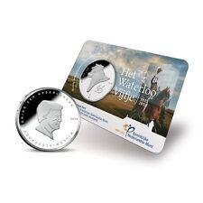 5 euro 2015 het Waterloo vijfje in coincard UNC