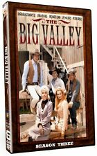 THE BIG VALLEY: SEASON 3 (Barbara Stanwyck) - DVD - Sealed Region 1